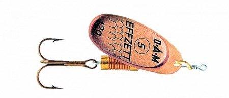 Błystka obrotówka DAM EFFZETT STANDARD SPINNER 1 / 3g Copper