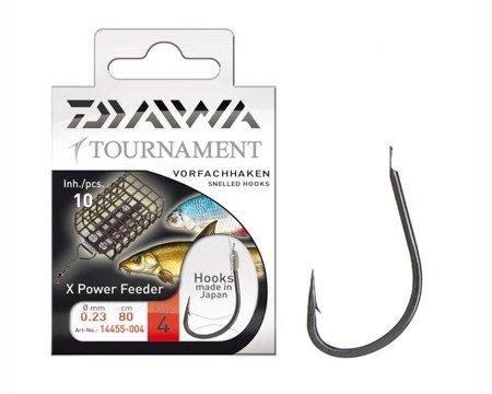 Haki z przyponami Daiwa Tournament Feeder nr 6