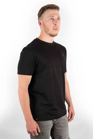 Koszulka Fox Black T-Shirt XL