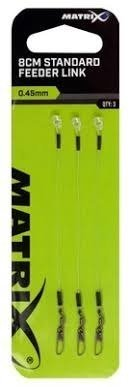 Łącznik Matrix X Strong Feeder Link 4cm / 3 szt