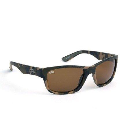 Okulary przeciwsłoneczne FOX Camo Brown Lens