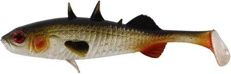 Przynęta WESTIN Stanley the Stickleback Shadtail 7,5cm 4g Lively Roach