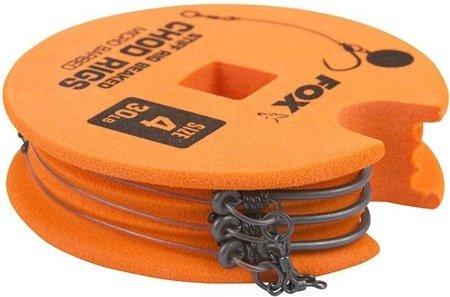 Przypony karpiowe Fox EDGES™ Chod Rigs 5 - Standard