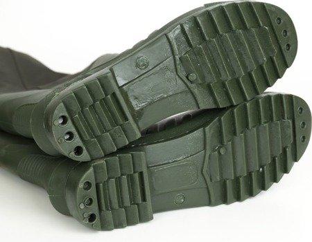 Spodniobuty Fox Lightweight Green Waders 44