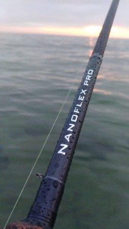 Wędka spinningowa DAM NANOFLEX PRO 2.40M / 14-40G