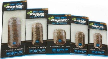 Woreczki Fox Edges™ Rapide™ Load PVA Bag Refills 60x130 Fast Melt