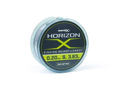 Żyłka Matrix HORIZON X SINKING MONO 0,24 / 300